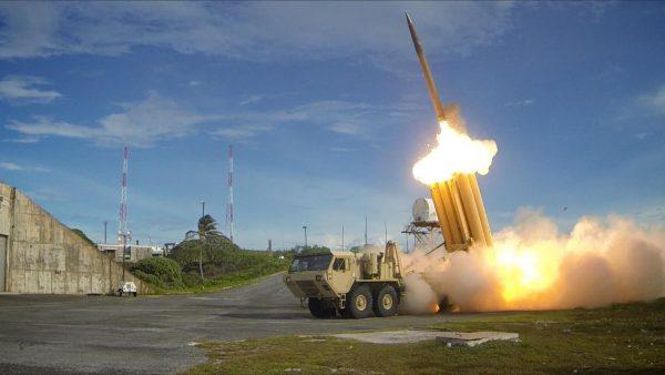 萨德反导系统拦截率真有的100%?(Terminal High Altitude Area Defense)-系统雷达图片