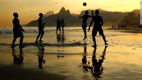 除了足球和奥运吐槽,盘点巴西的十大世界之最1