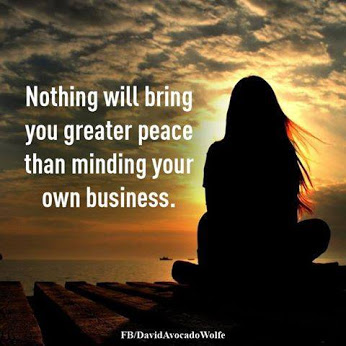 英语名言:没有什么能比专注自己的事情更让人静心。