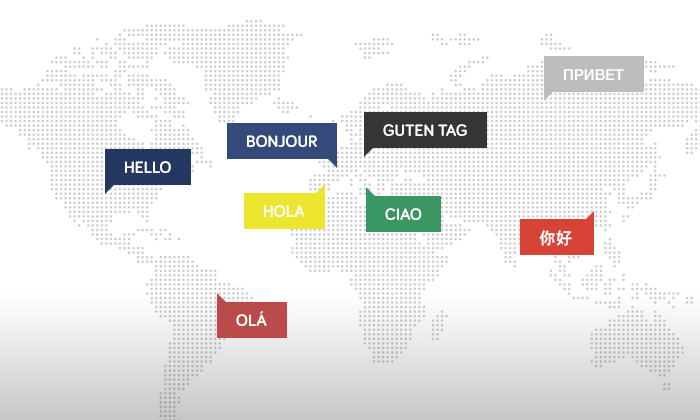 international translation