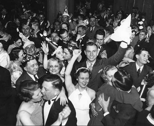 New Year's Eve, 1936