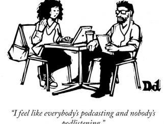 每个人都在当播客,却没有人在听