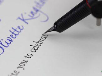 读者文摘 | 研究表示书法可以使人变得更聪明