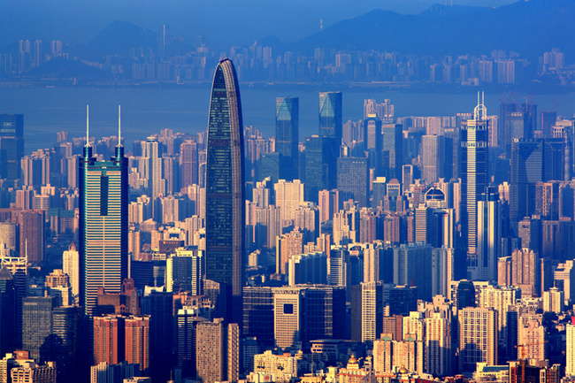雄安新区横空出世,看深圳、浦东、雄安三大国家级新区英语怎么说