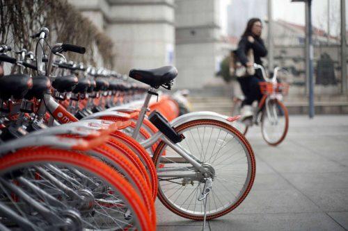 英语热词 | 北京发布共享单车(bike-sharing industry)指导意见