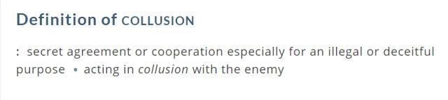 """翻译探究   从""""通俄门""""看collusion与collaboration"""