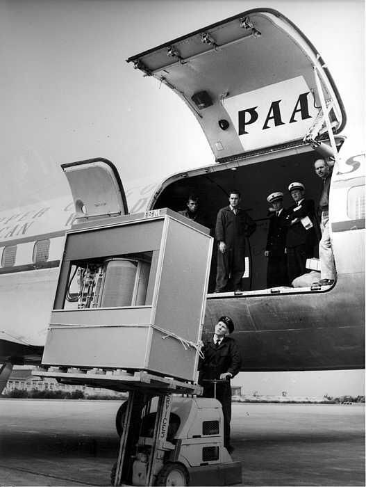 5MB Hard Disk Drive, 1956