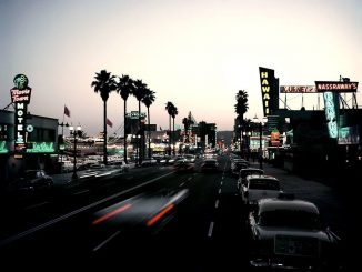Hollywood, 1959. Photograph by Willy Rizzo