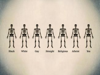 In the end, we are all the same on the inside