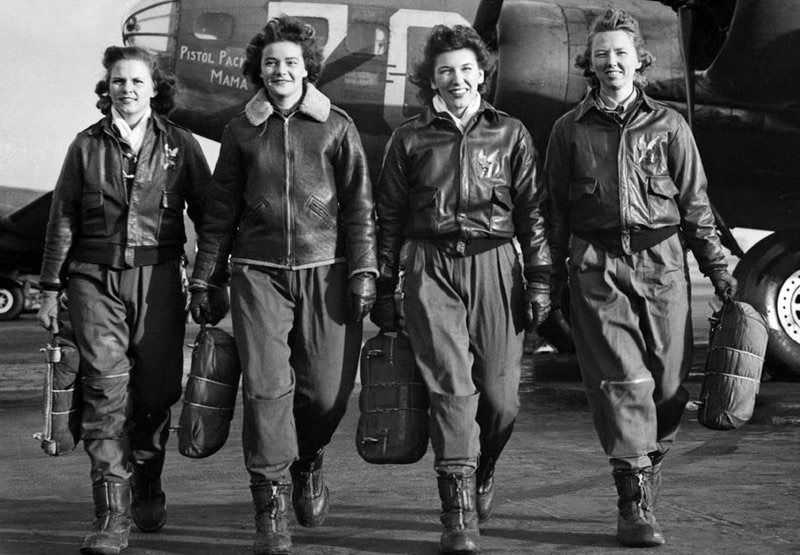 Women Airforce Service Pilots (WASPs) of WWII