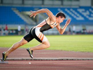 短距离快跑