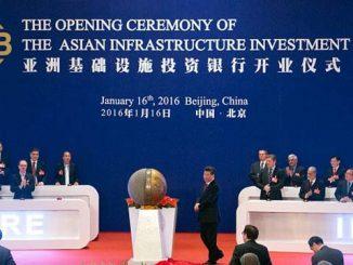 《亚洲基础设施投资银行协定》中英双语全文(亚投行协定全文)