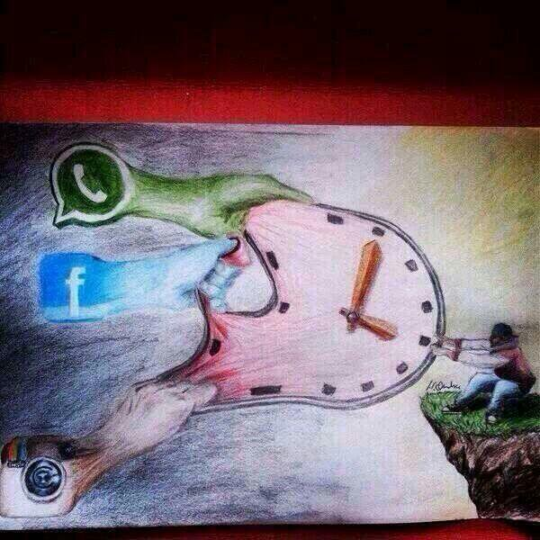 Don't let them take too much of your time away.