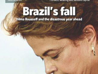 经济学人2016年1期封面