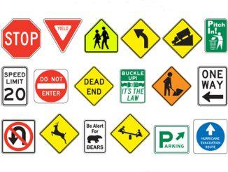 英美文化   国外开车必备 英文中的标志详解