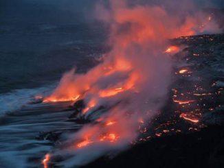 英语热词   夏威夷的laze,是懒散还是尘霾?