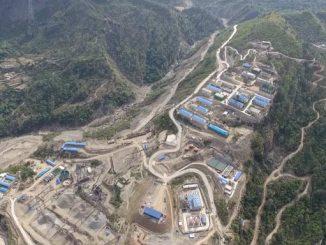 中国关键词   卡洛特水电站 Karot hydropower project