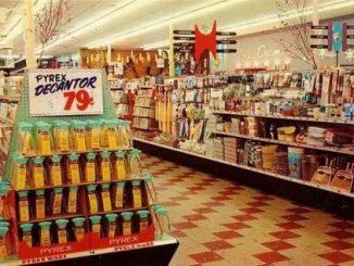 浮光掠影 | 50年代的美国超市:见证那个蓬勃发展的时代