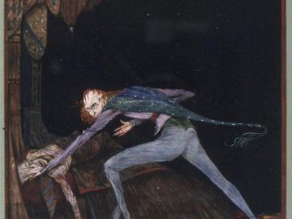 英语短篇小说 | The Tell-Tale Heart 泄密的心 埃德加·爱伦·坡