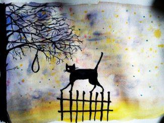 英语短篇小说 | The Black Cat 黑猫 埃德加·爱伦·坡