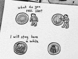 英语漫画 | 日常生活 The Daily Routine