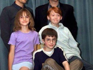 浮光掠影 | 2000年,哈利波特电影演员阵容宣布