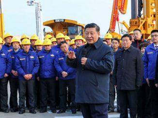 经济学人精读 | 2018年7月28日刊 China has a vastly ambitious plan to connect the world