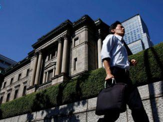 经济学人精读 | 2018年7月28日刊 Japanese banks' foreign exposure may threaten financial stability