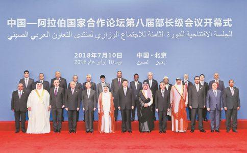 中国关键词 | 中阿合作论坛 China-Arab States Cooperation Forum