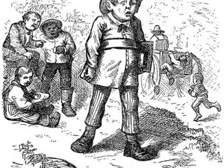 英语短篇小说 | The Story of the Good Little Boy 好小孩的故事 马克·吐温