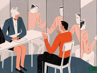 面试英语   工作面试骗了我们 The Utter Uselessness of Job Interviews