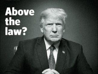 经济学人在线阅读 | 2018年8月25日刊目录:Above the law?