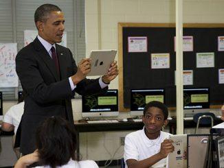 奥巴马的《开学第一课》演讲:我们为什么要上学?