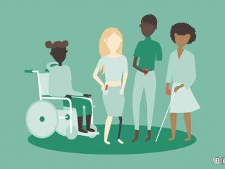 精神或身体障碍的人该如何用英语准确描述