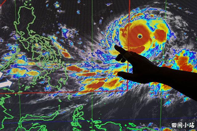 """英语热词   超级台风""""山竹""""要来了:台风、飓风和气旋有什么区别?"""
