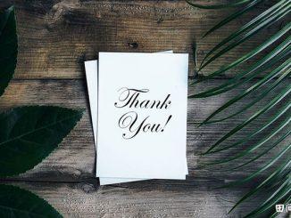 英语写作 | 如何写好一封英文感谢信?(附案例)