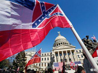 美国文化 | 围绕美国南北战争中南方邦联旗的辩论