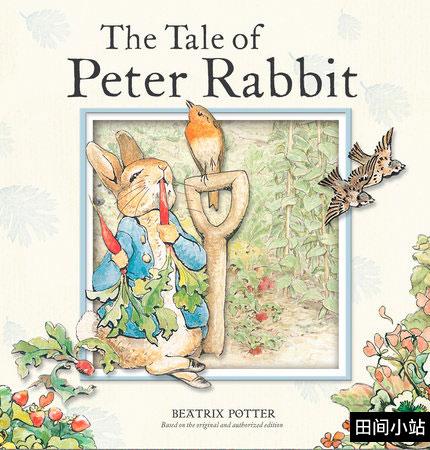 英语短篇小说 | The Tale of Peter Rabbit 彼特兔的故事 毕翠克丝·波特