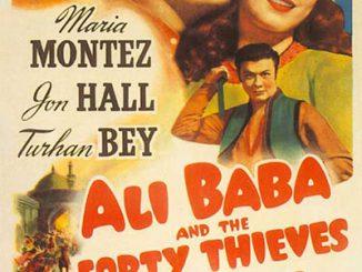 英语短篇小说   Ali Baba and the Forty Thieves 阿里巴巴与四十大盗 天方夜谭