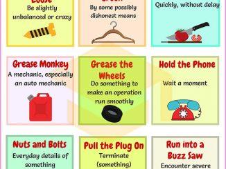 图说英语词汇 | 9个与技术相关的英语习语