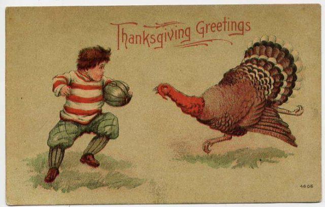 英语短篇小说 | An Old-Fashioned Thanksgiving 一个老套的感恩节 露意莎·梅·奥尔柯特