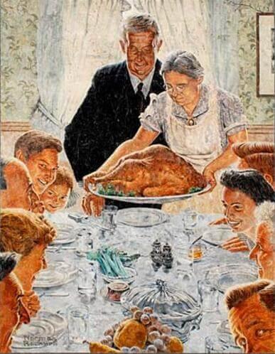 英语短篇小说 | How We Kept Thanksgiving at Oldtown 我们是如何在老城过感恩节的 比切·斯托夫人