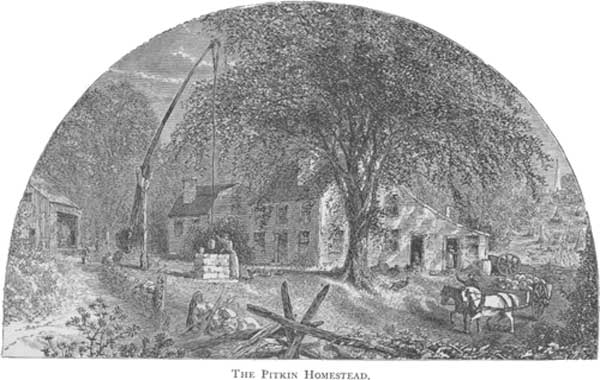 英语短篇小说   Deacon Pitkin's Farm 迪肯·皮特金的农场 哈丽叶特·比切·斯托