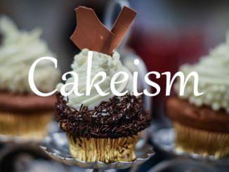 2018年牛津辞典年度词汇入围词:CAKEISM蛋糕主义
