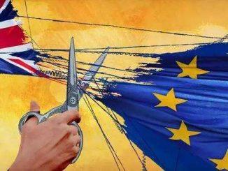 英语热词 | 脱欧协议引内阁辞职潮 Brexit deal
