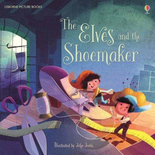 英语短篇小说 | The Elves and The Shoemaker 小精灵与老鞋匠 格林兄弟
