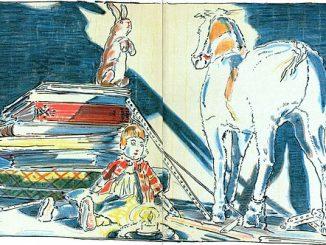 英语短篇小说 | The Velveteen Rabbit 绒毛小兔 玛格莉·威廉姆斯