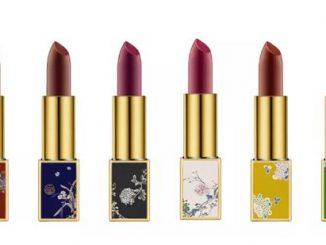 英语热词 | 故宫口红系列惊艳亮相 lipstick collection