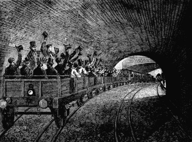 英国文化 | 英国经典文化符号:伦敦地铁