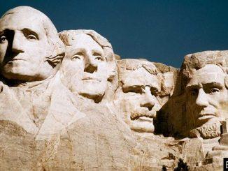 美国文化 | 缅怀美国历届总统的历史功绩